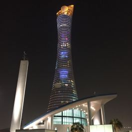 The Torch - Doha